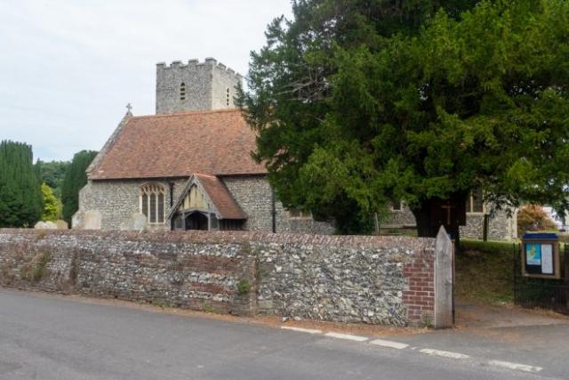 St. Marys Chruch, Nonington