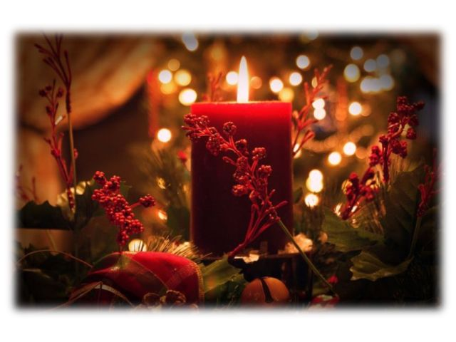God's Quiet Whisper in Advent