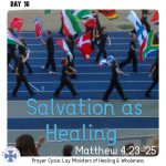 Salvation as Healing