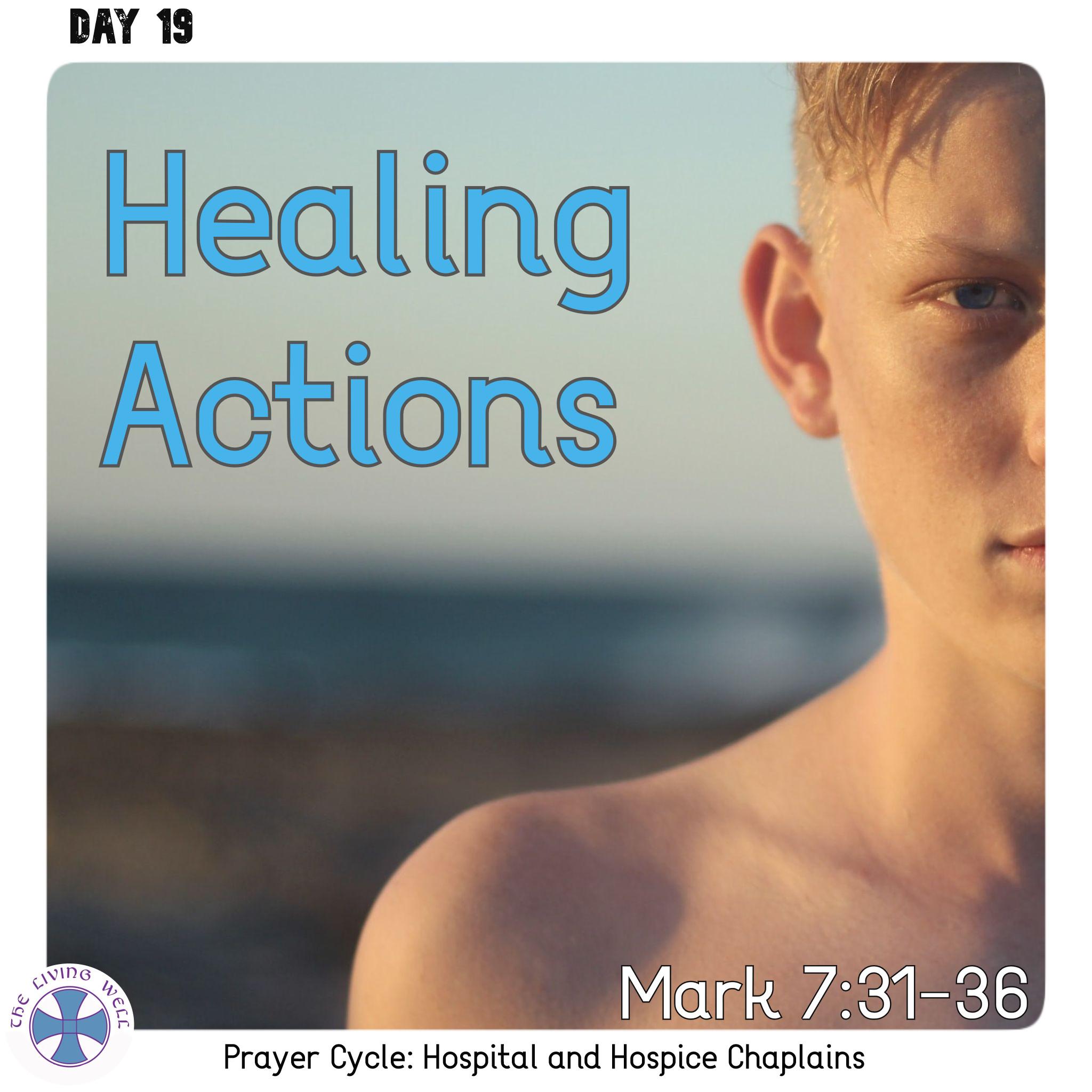 Healing Actions