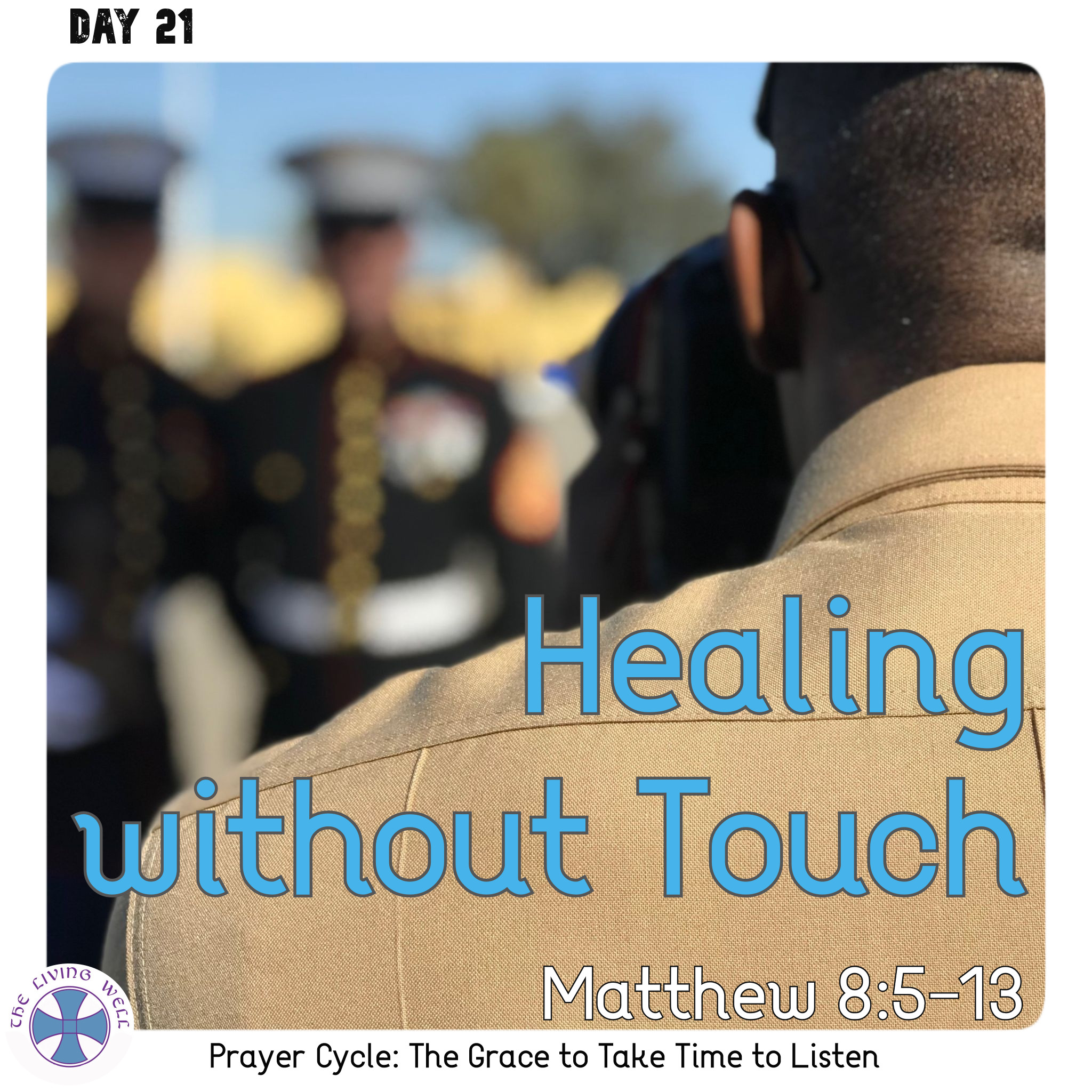 Healing without Touch