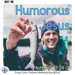 Humorous Jesus