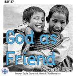 God as Friend