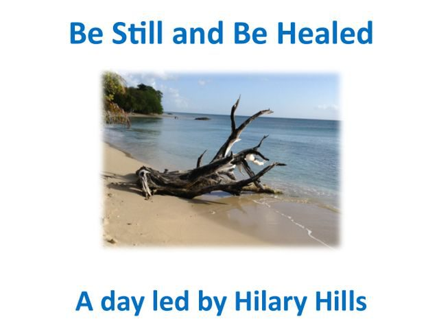 Be Still and Be Healed